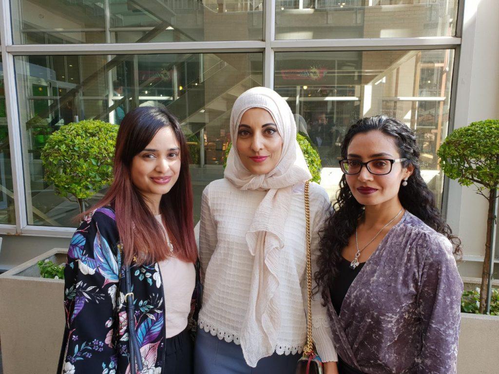 Sam Jadwat, Nadia Adam, Umayya Theba