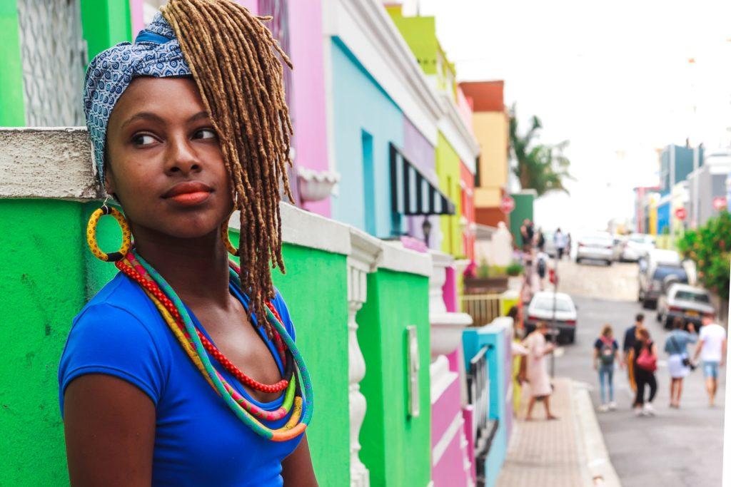 Thandie Dowery of Nomi Handmade